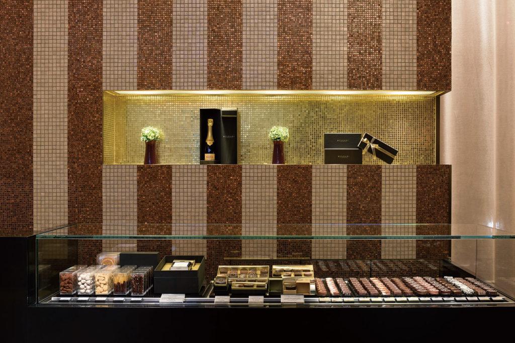 LifTe 北欧の暮らし ブルガリ チョコレート 松屋銀座 ブルガリ イル・チョコラート