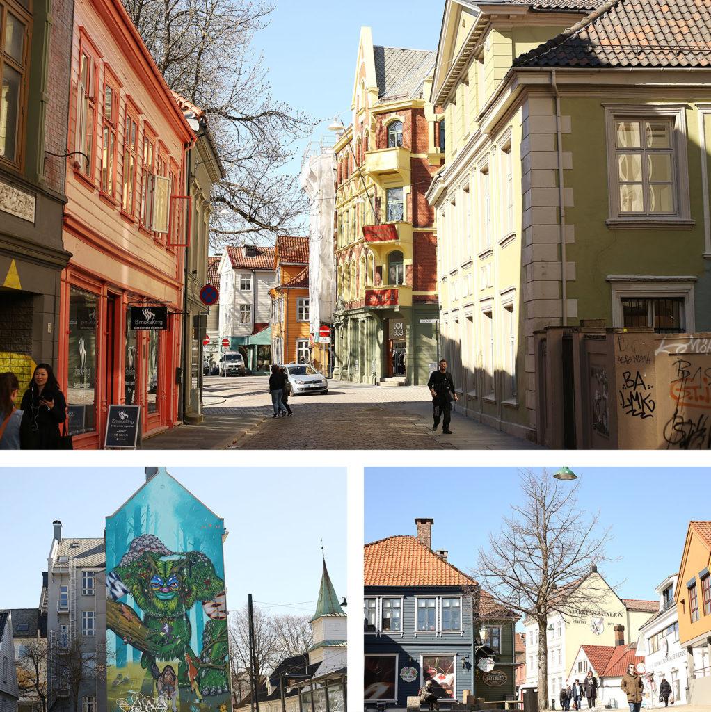 LifTe 北欧の暮らし ベルゲン 街並み