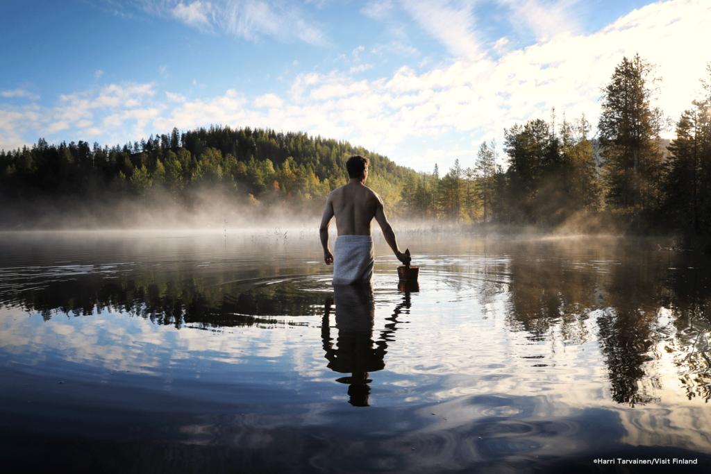 LifTe 北欧の暮らし フィンランド サウナ 湖畔