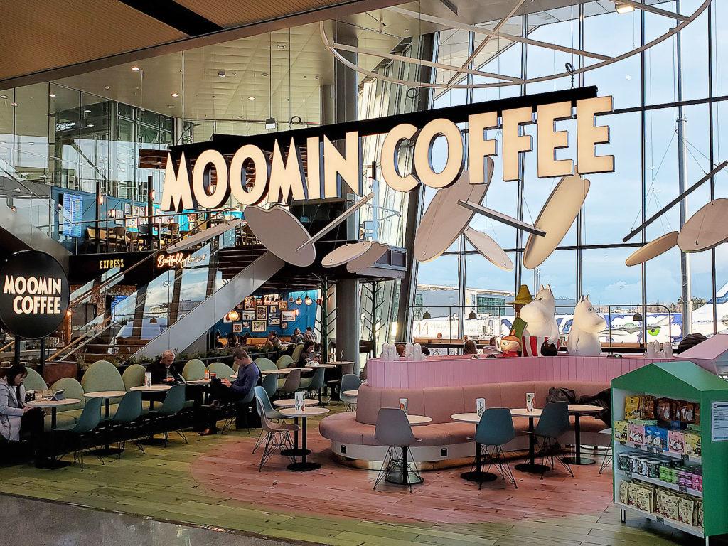 LifTe 北欧の暮らし 冬 2020 北欧現地レポート MOOMIN COFFEE ムーミンカフェ