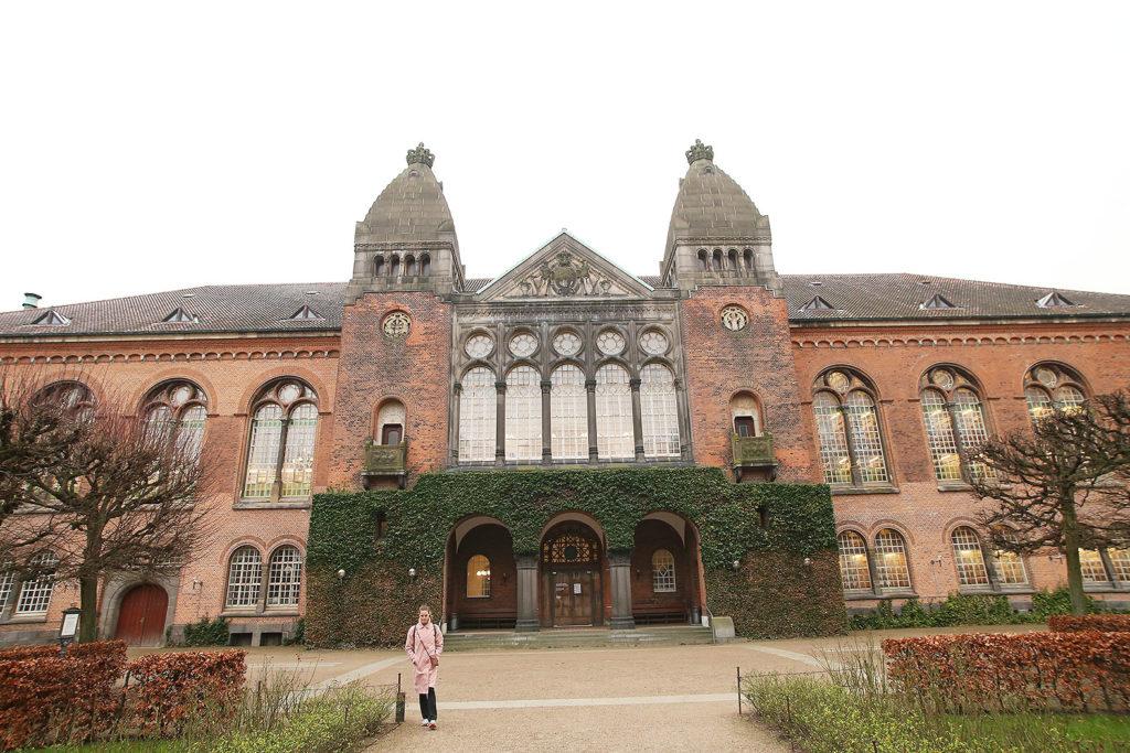 LifTe 北欧の暮らし 北欧旅日記 北欧現地レポート2日目 デンマーク コペンハーゲン 王立図書館旧館