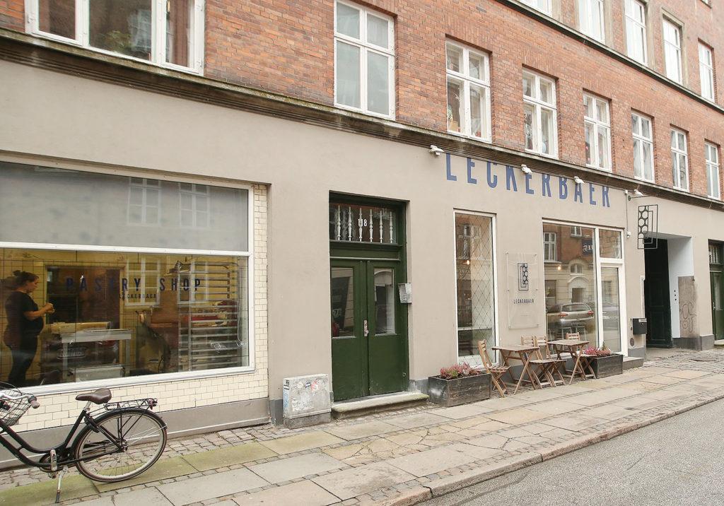 LifTe 北欧の暮らし コペンハーゲン Leckerbear