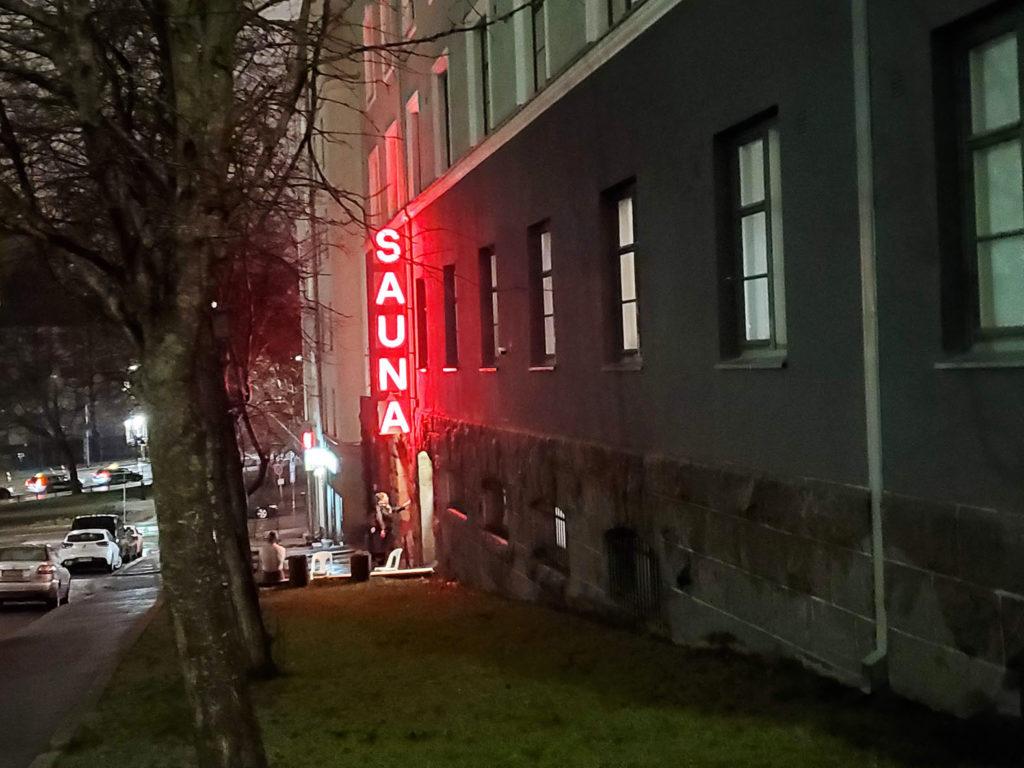LifTe 北欧の暮らし おすすめ フィンランド サウナ Kotiharjun Sauna(コティハルユ サウナ)