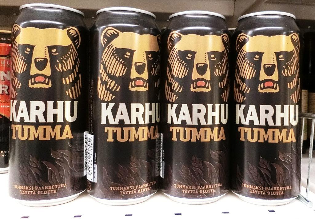 LifTe 北欧の暮らし ビール カルフ KARHU