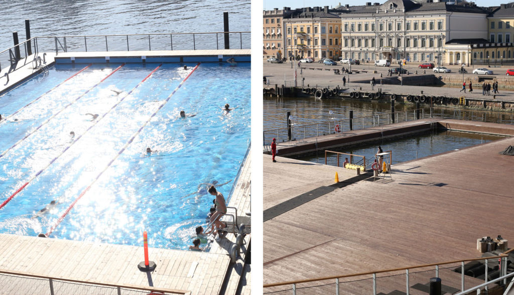 LifTe 北欧の暮らし おすすめ フィンランド サウナ Allas sea pool(アッラス シープール)