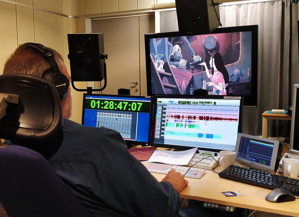 LifTe 北欧の暮らし 千と千尋の神隠し 宮崎駿 スタジオジブリ ダビング風景 サーミ