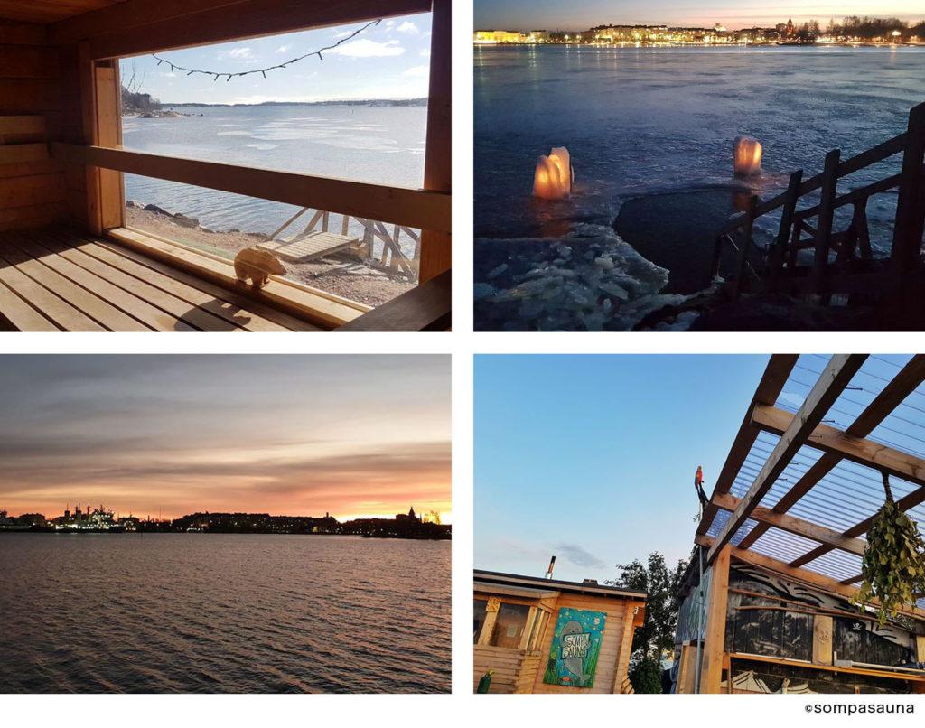LifTe 北欧の暮らし おすすめ フィンランド サウナ sompasauna(ソンパサウナ)