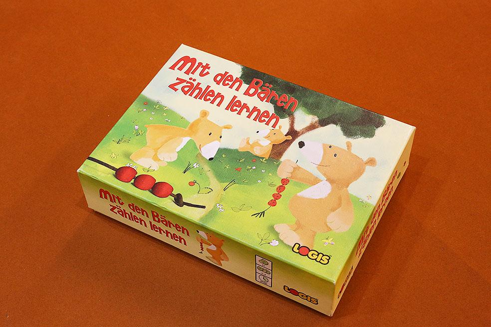 LifTe 北欧の暮らし 北欧ボードゲーム ロギス LOGIS クマさんとかぞえよう すごろくや リトアニア バルト三国