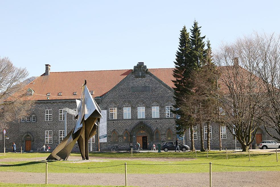 LifTe 北欧の暮らし 北欧図書館まとめ ベルゲン ベルゲン公立図書館 外観