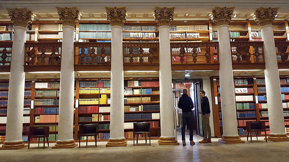 LifTe 北欧の暮らし 北欧図書館まとめ フィンランド国立図書館 ヘルシンキ
