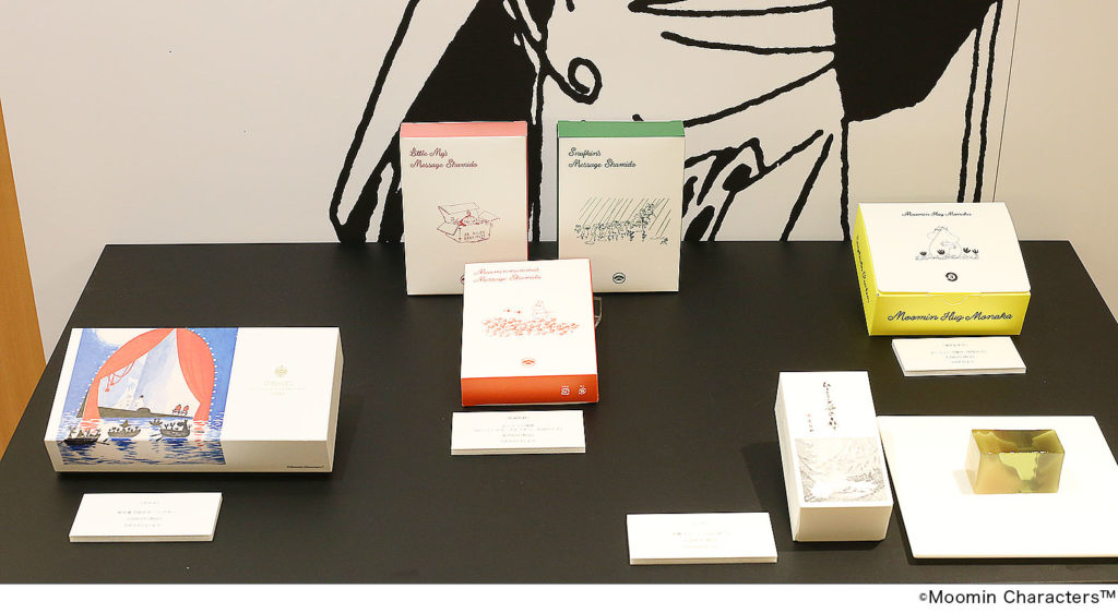 LifTe 北欧の暮らし スキャンデックス Scandex 松屋銀座 ムーミンプロジェクト3弾 トーベ・ヤンソン フィンランド 各商品