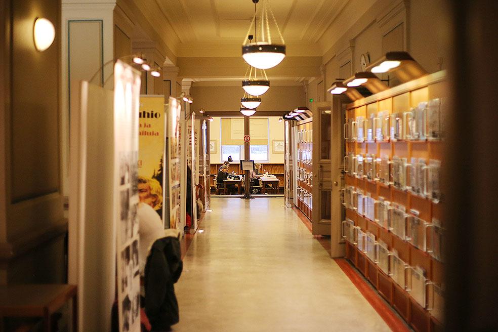 LifTe 北欧の暮らし 北欧図書館まとめ ヘルシンキ リクハルディンカトゥ図書館