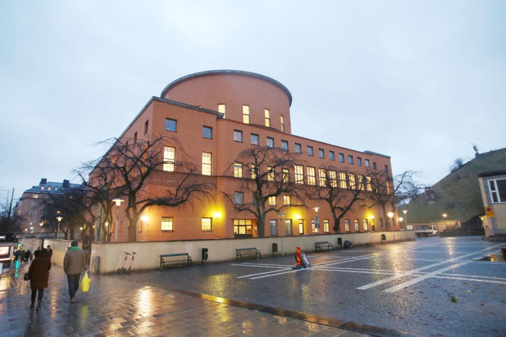 LifTe 北欧の暮らし 北欧図書館まとめ ストックホルム市立図書館 ストックホルム 外観