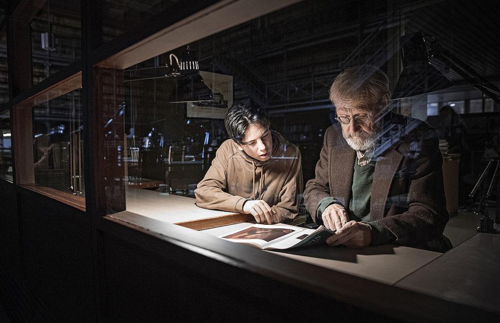 LifTe 北欧の暮らし フィンランド映画 ラスト・ディール クラウス・ハロ 国立公文図書館