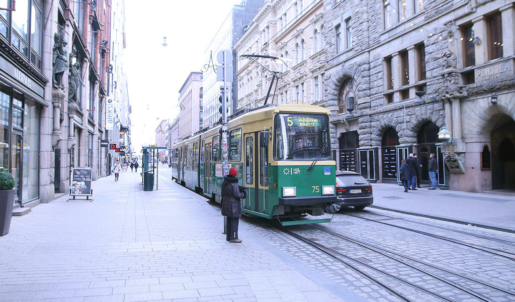 LifTe 北欧の暮らし 北欧現地レポート 4日目 北欧旅日記 ヘルシンキ フィンランド トラム