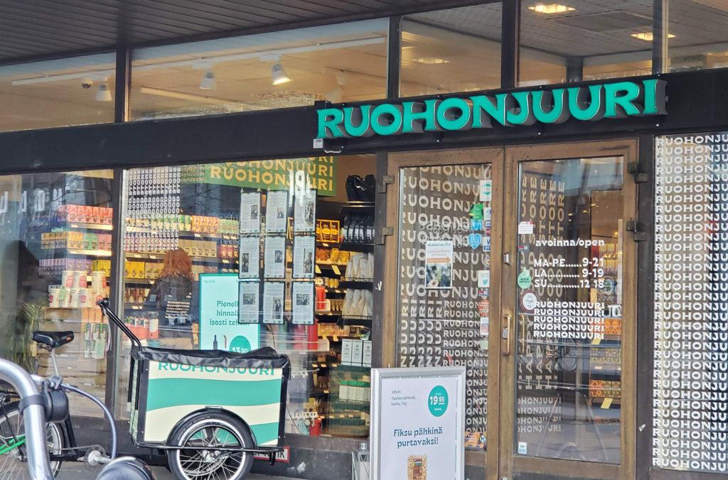 LifTe 北欧の暮らし 北欧現地レポート 4日目 北欧旅日記 ヘルシンキ フィンランド Ruohonjuuri Kamppi オーガニックスーパー ビーガン