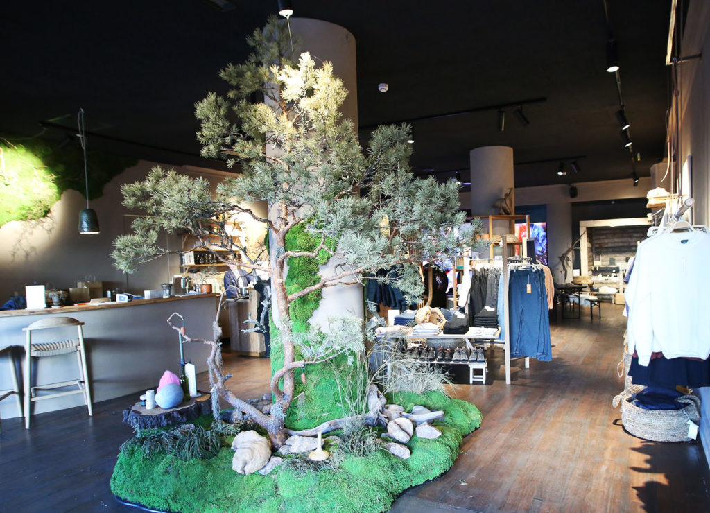LifTe 北欧の暮らし 北欧現地レポート 4日目 北欧旅日記 ヘルシンキ フィンランド Metsä/Skogen メッツァ スコーゲン 店内