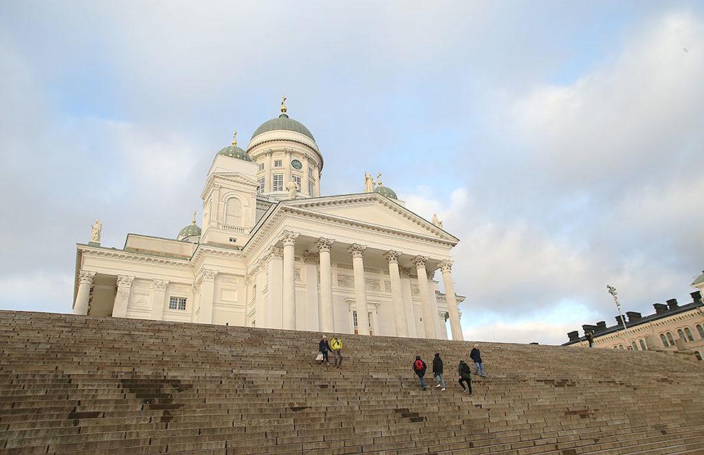 LifTe 北欧の暮らし フィンランド ヘルシンキ ヘルシンキ大聖堂