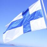 LifTe 北欧の暮らしフィンランド 国旗 ヴァイキングライン