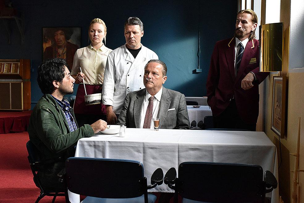 LifTe 北欧の暮らし おうちDE 北欧シネマ 映画 希望のかなた フィンランド