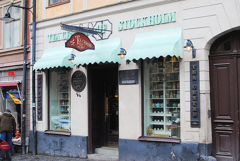 LifTe 北欧の暮らし ストックホルム スウェーデン セーデルマルム tea centre of stockholm ティーセンターオブストックホルム