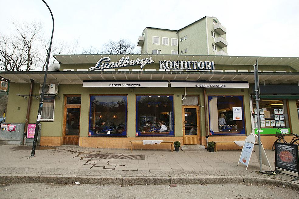 LifTe 北欧の暮らし ストックホルム Lundbergs Konditori ルンドベリ コンディトリ