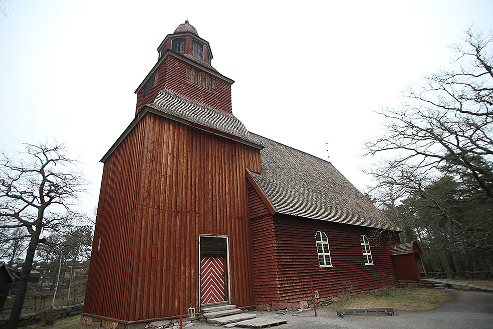 LifTe 北欧の暮らし スウェーデン ストックホルム スカンセン セグローラ教会 LiLiCo結婚式