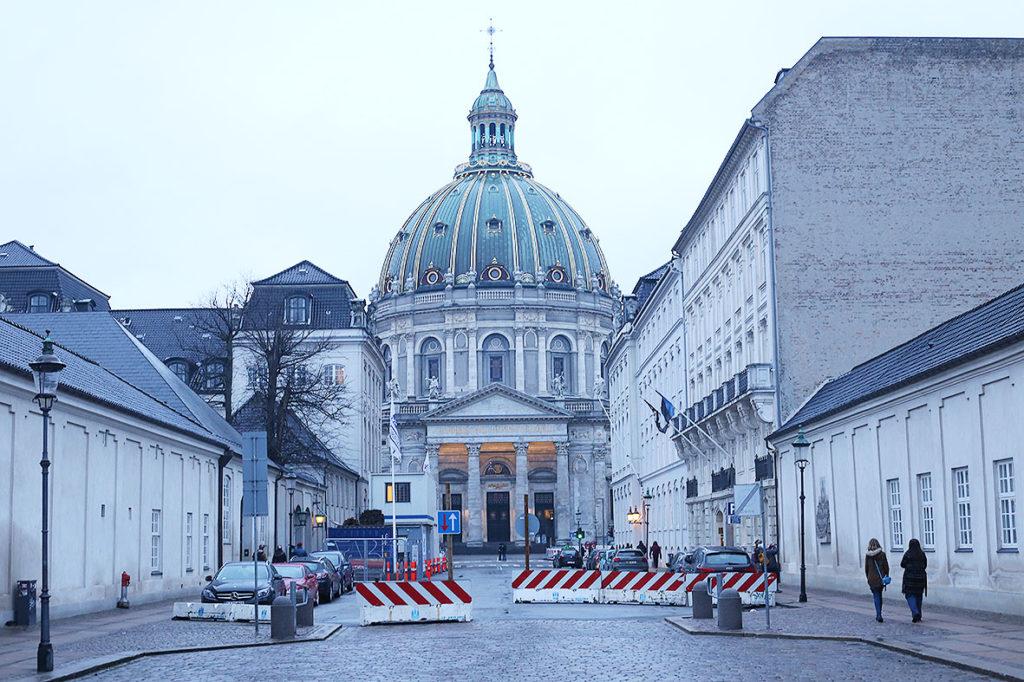 LifTe 北欧の暮らし デンマーク コペンハーゲン フレデリック教会