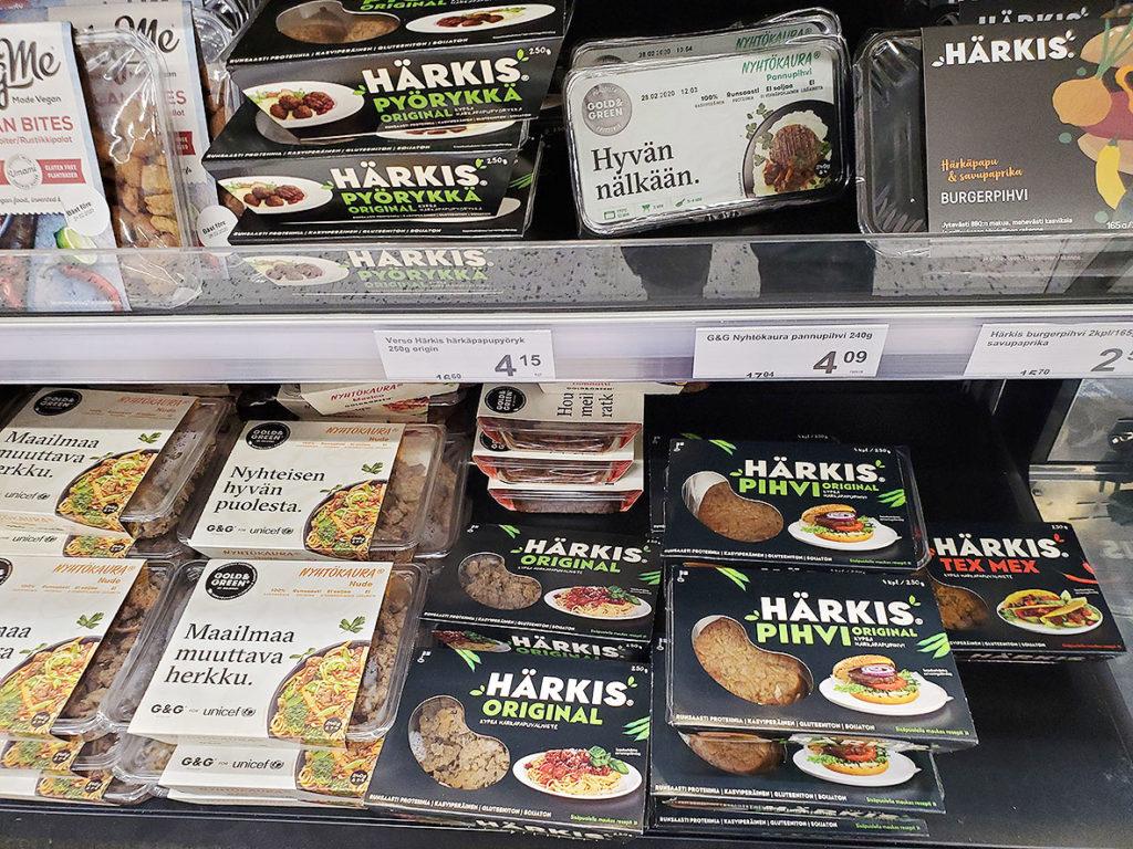 LifTe 北欧の暮らし フィンランド スーパーマーケット HÄRKIS ハーキス
