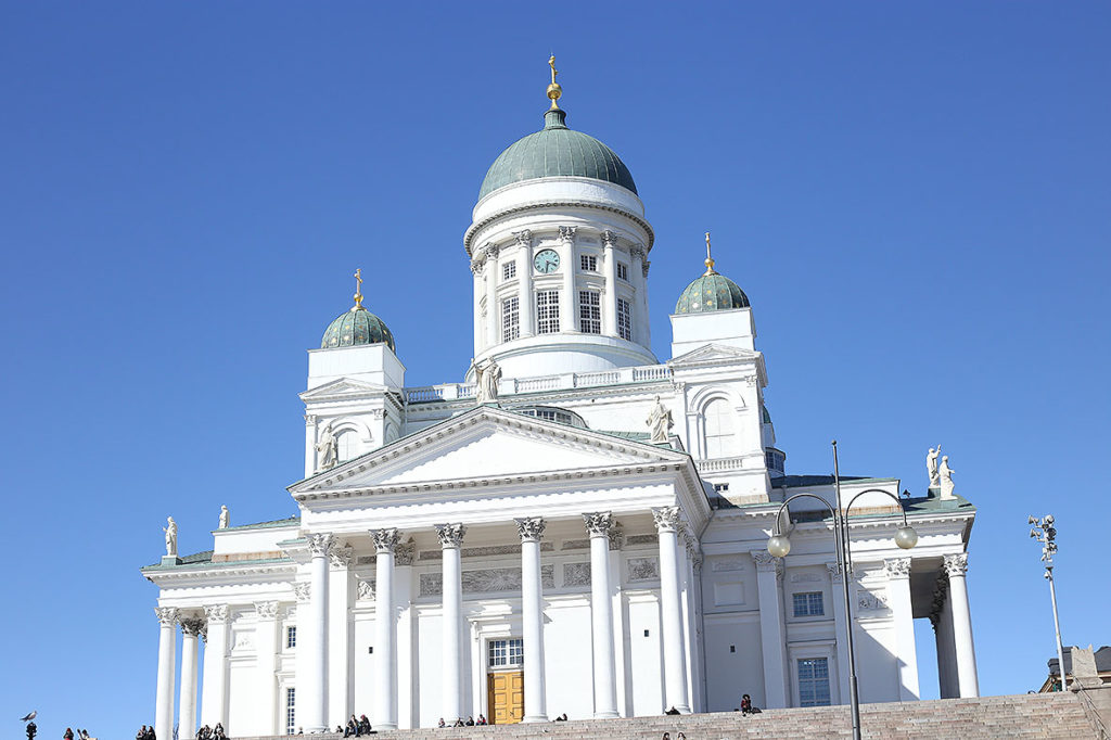 LifTe 北欧の暮らし フィンランド ヘルシンキ大聖堂