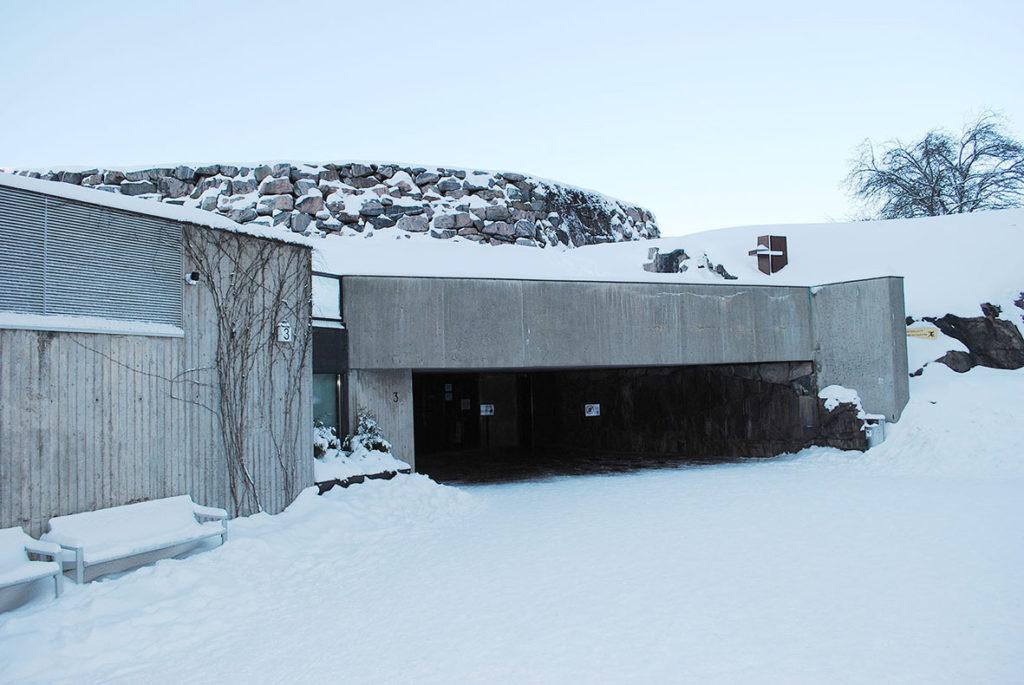 LifTe 北欧の暮らし フィンランド ヘルシンキ テンペリアウキオ教会 岩の教会