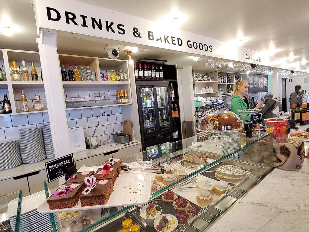 LifTe 北欧の暮らし フィンランド ヘルシンキ cafe ursula カフェウルスラ かもめ食堂
