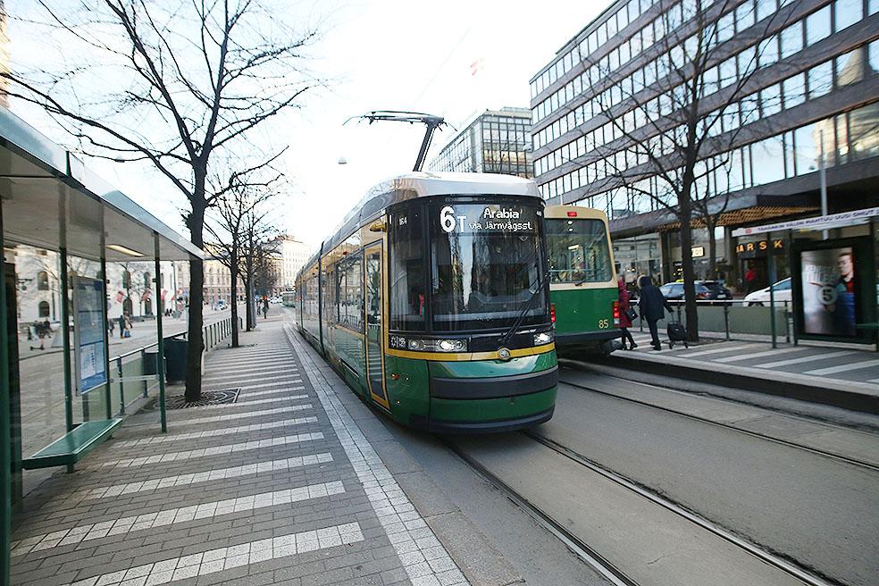 LifTe 北欧の暮らし ヘルシンキ カフェまとめ トラム 6番線