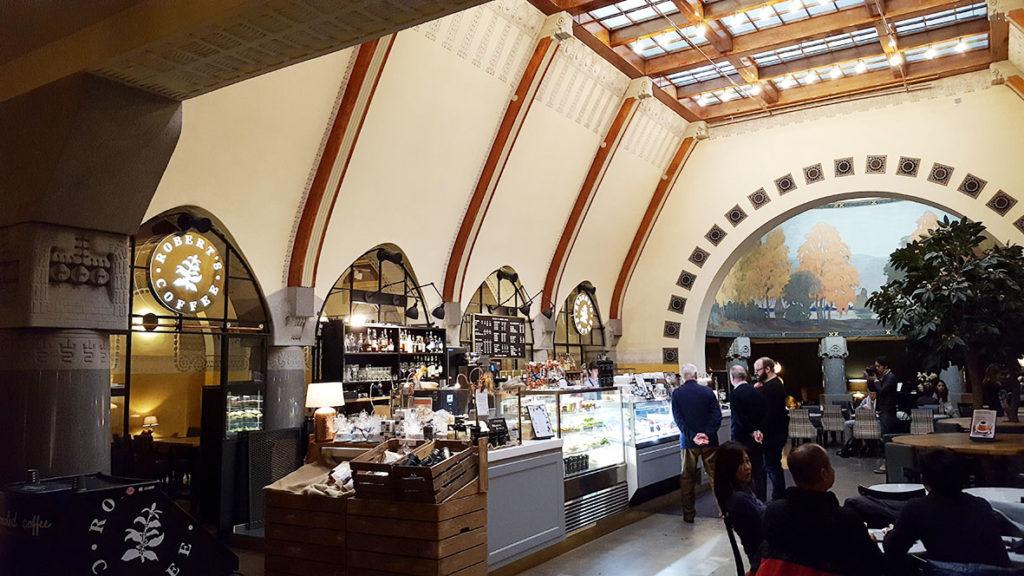 LifTe 北欧の暮らし ヘルシンキ カフェまとめ ローバーツコーヒー roberts coffee