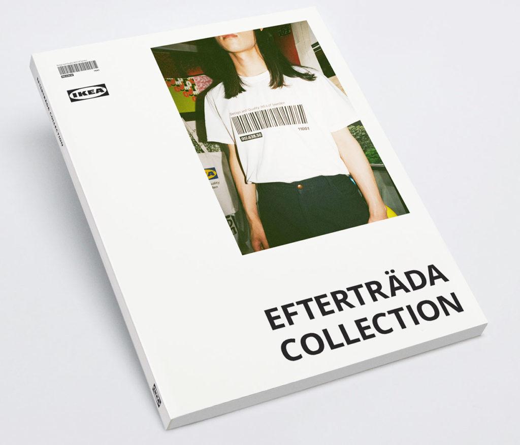 LifTe 北欧の暮らし Ikea イケア ロゴ入りアパレル グッズ EFTERTRÄDA/エフテルトレーダ