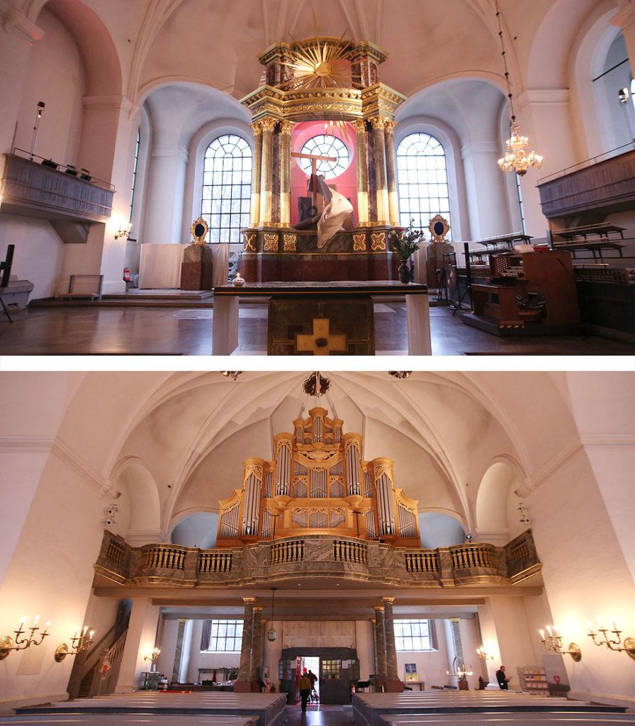LifTe 北欧の暮らし スウェーデン 北欧旅日記 北欧現地レポート ストックホルム カタリーナ教会