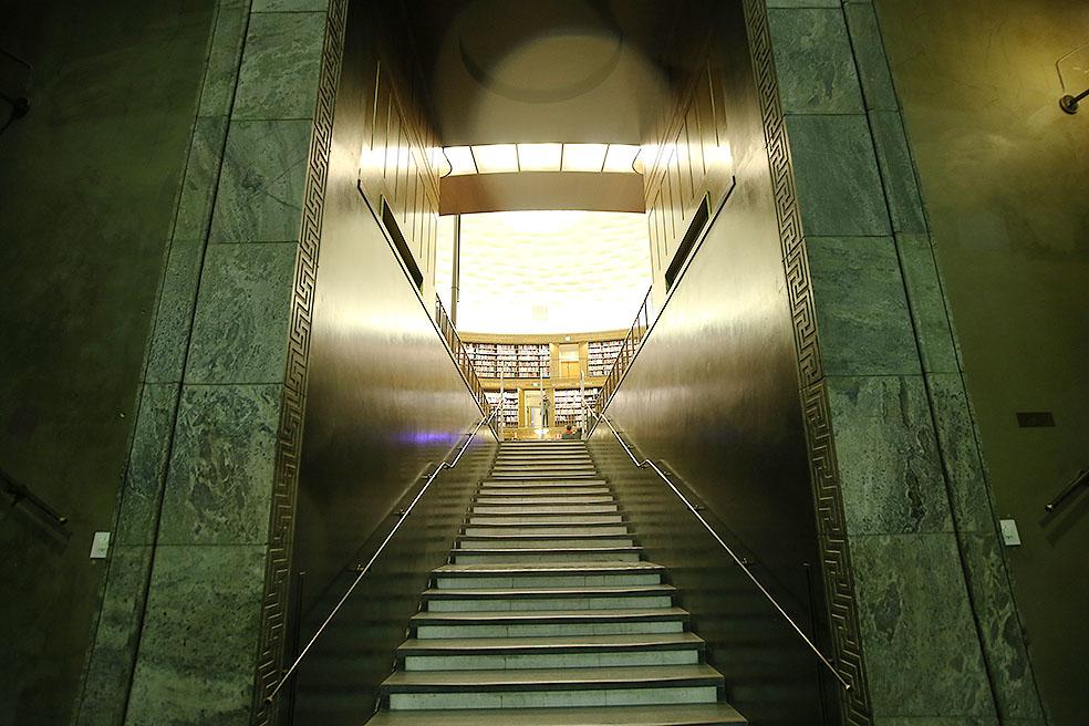 LifTe 北欧の暮らし スウェーデン 北欧旅日記 北欧現地レポート ストックホルム ストックホルム市立図書館 グンナール・アスプルンド
