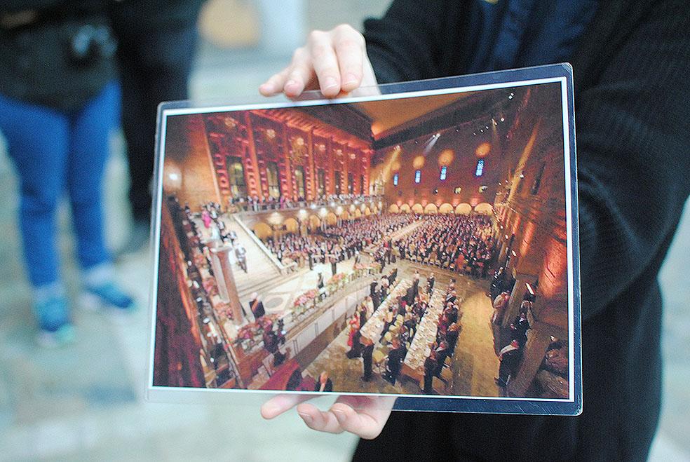 LifTe 北欧の暮らし 北欧現地レポート 8日目 ストックホルム 北欧旅日記 ブルーホール 青の間 ノーベル晩餐会 ノーベル賞
