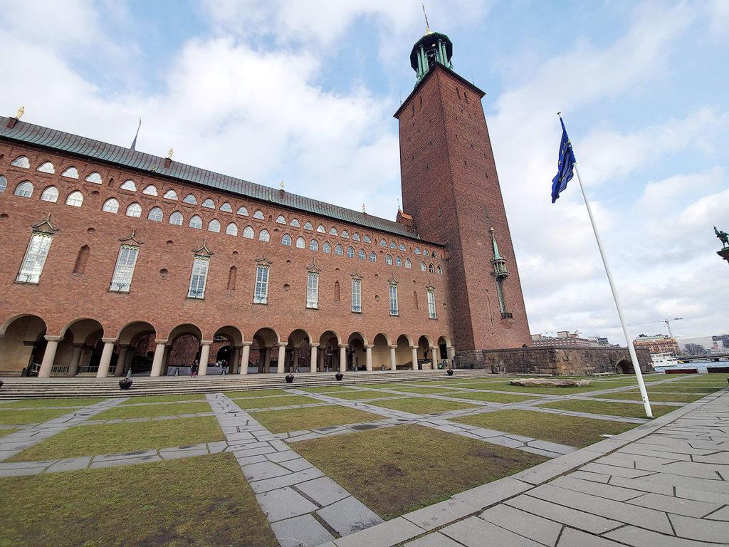 LifTe 北欧の暮らし 北欧現地レポート 8日目 ストックホルム 北欧旅日記 ストックホルム市庁舎