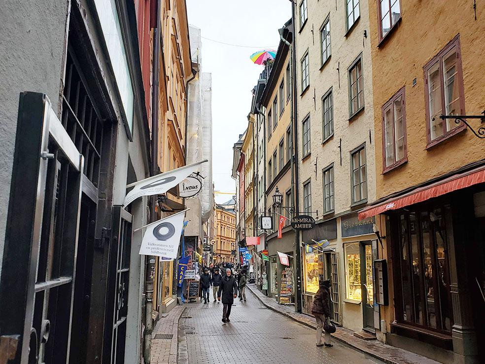 LifTe 北欧の暮らし スウェーデン ストックホルム ガムラスタン