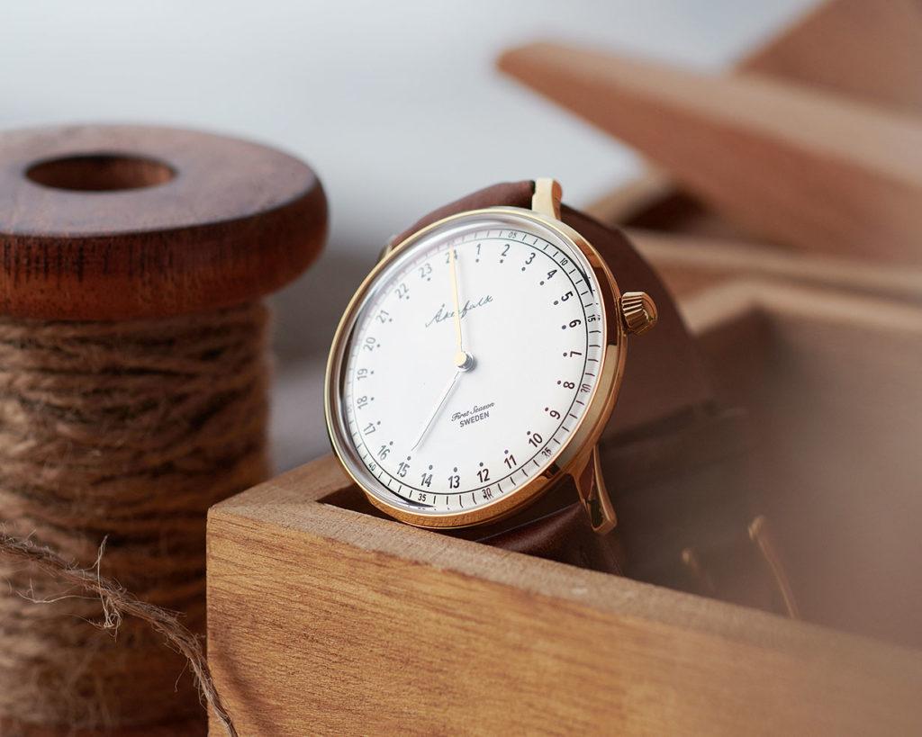 LifTe 北欧の暮らし ホワイトデーまとめ ギフト 北欧アイテム スウェーデン オーカーフォーク 24時間腕時計