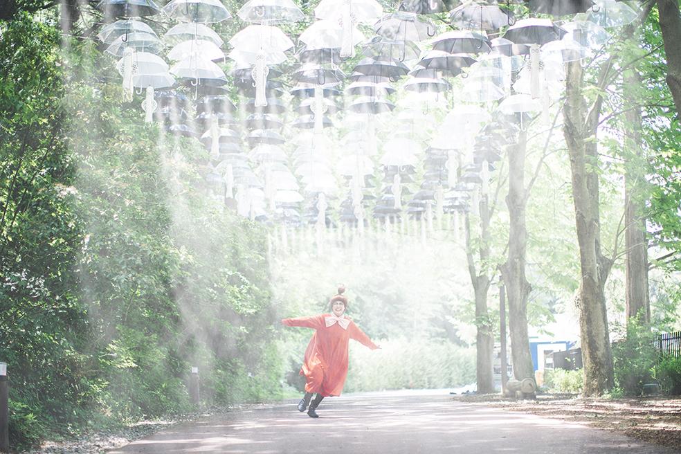 LifTe 北欧の暮らし 「ムーミンの日」スペシャルウィーク ムーミンバレーパーク 8月6日 ニョロニョロの雷スプラッシュ!