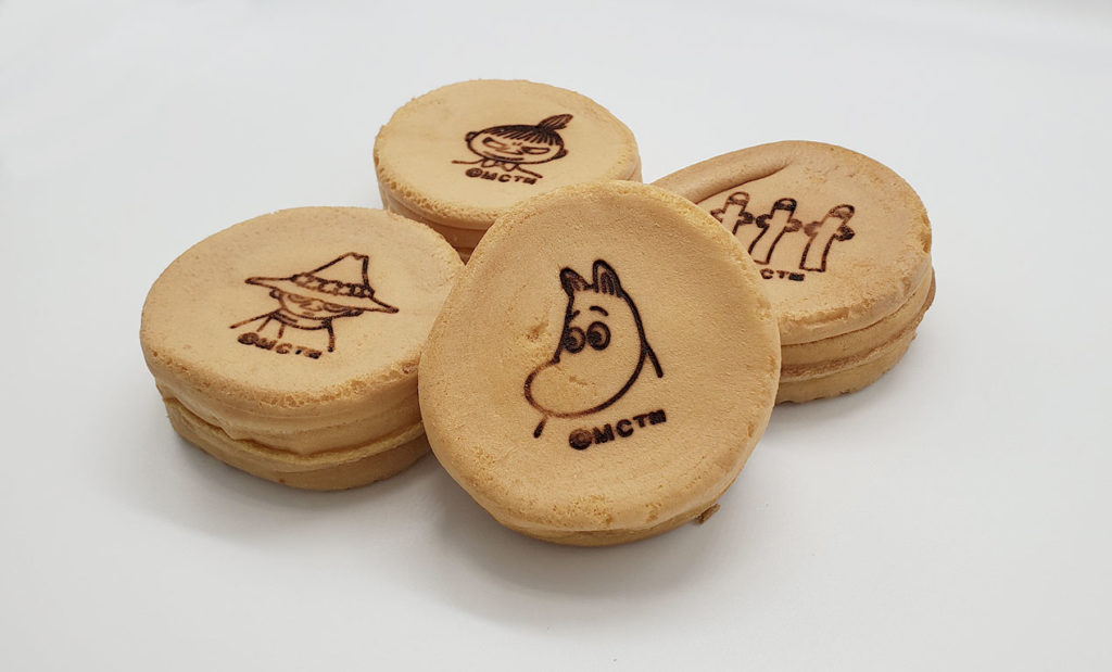 LifTe 北欧の暮らし ムーミン もちっとチーズ ファミリーマート ムーミンの日 トーベ・ヤンソン リトルミイ スナフキン ニョロニョロ