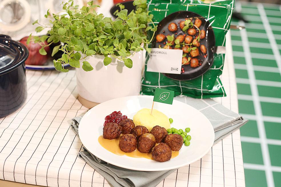 LifTe 北欧の暮らし ミートボール スウェーデン プラントボール IKEA イケア レイチェル・クー