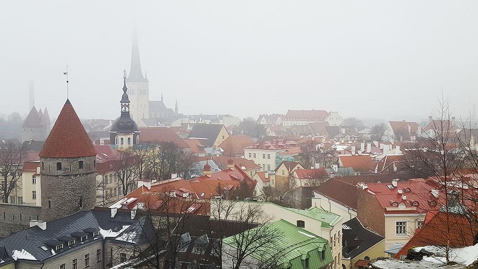 LifTe 北欧の暮らし 行った気になる世界遺産 鈴木亮平 せかほし タリン旧市街