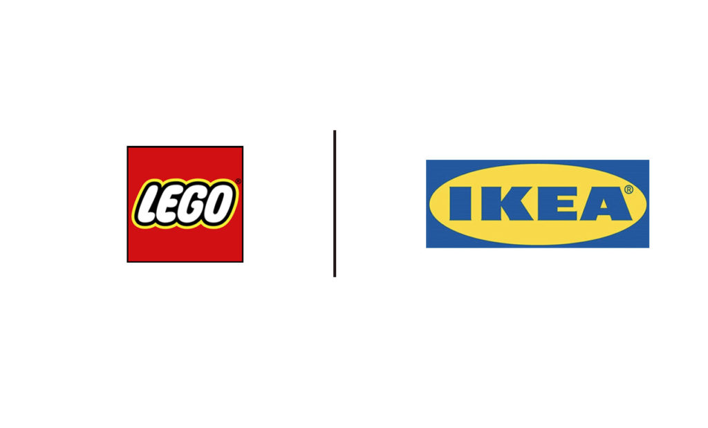 LifTe 北欧の暮らし レゴ イケア BYGGLEK ビッグレク