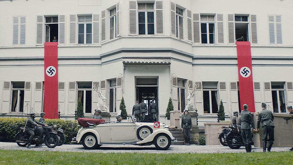 LifTe 北欧の暮らし ノルウェー 映画 ソニア ナチスの女スパイ ソニア・ヴィーケット 第二次世界大戦 スウェーデン ドイツ