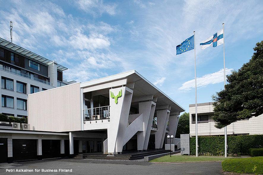 LifTe 北欧の暮らし フィンランド大使館 メッツァ・パビリオン 世界ふしぎ発見!