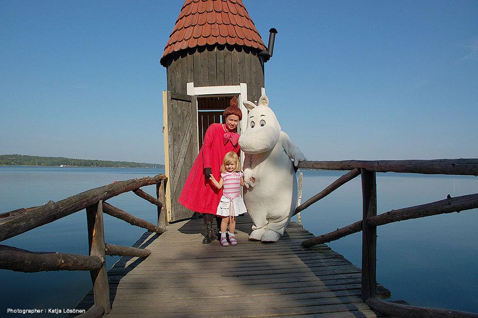 LifTe 北欧の暮らし フィンランド政府観光局 visitfinland happy day in finland 駐日フィンランド大使館 ムーミン リトルミィ