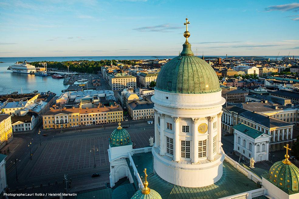 LifTe 北欧の暮らし フィンランド政府観光局 visitfinland happy day in finland 駐日フィンランド大使館 ヘルシンキ大聖堂
